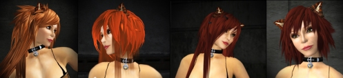 Secondlife hair neko cute best hairstyles