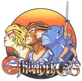 Thundercat Girl on Thundercats